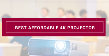 best affordable 4k projector