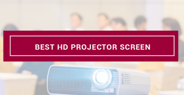 best hd projector screen