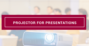 best portable projector for powerpoint presentations