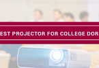 best projector for college dorm
