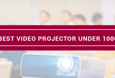 Best Video Projector Under 1000
