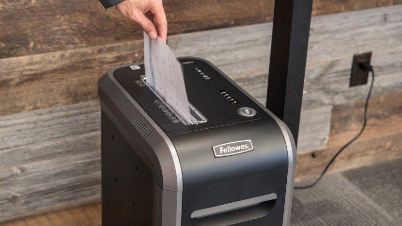 Quietest Paper Shredder
