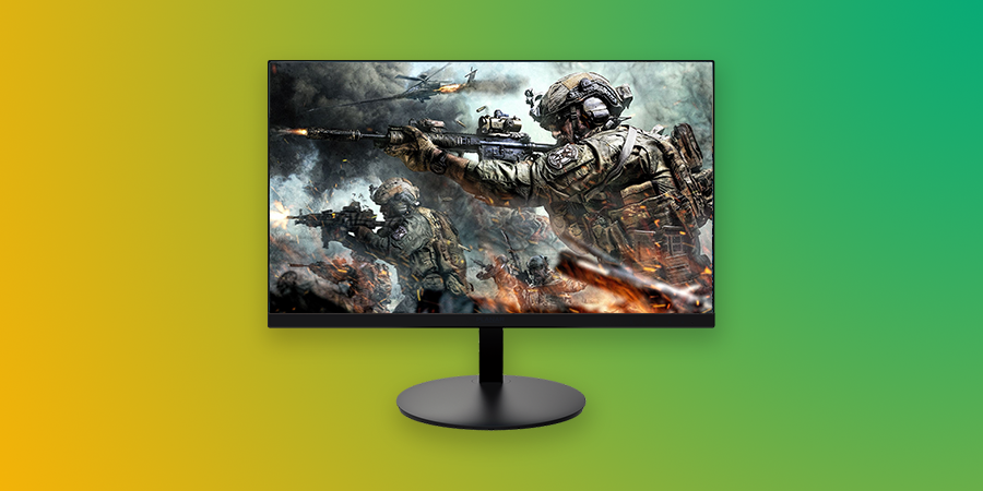 Are curved monitors better for your eyes