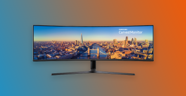 Are curved monitors good for video editing