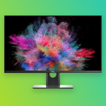 How do I get rid of bugs on my monitor?