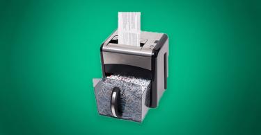 best heavy duty paper shredder for home use