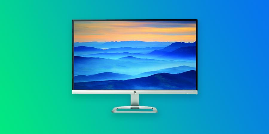 The screen dims on dark background windows 10 desktop