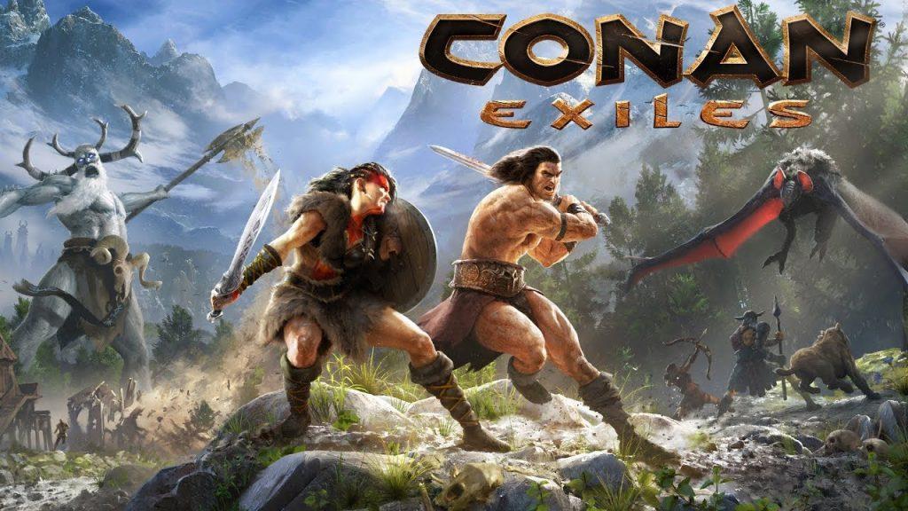 Is Conan Exiles Cross Platform