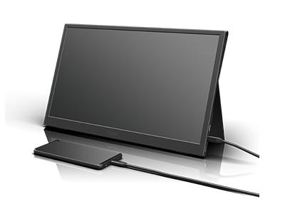 Cocopar Portable Monitor