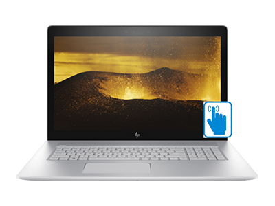 Newest HP Envy 17t Touch
