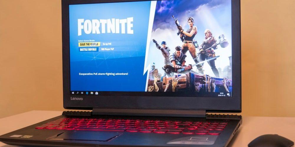 Acer Nitro 5 Fortnite