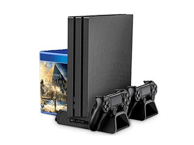 Zacro PS4 Vertical Stand Cooling Fan