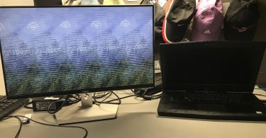 Laptop Screen Not Working but External Monitor Does